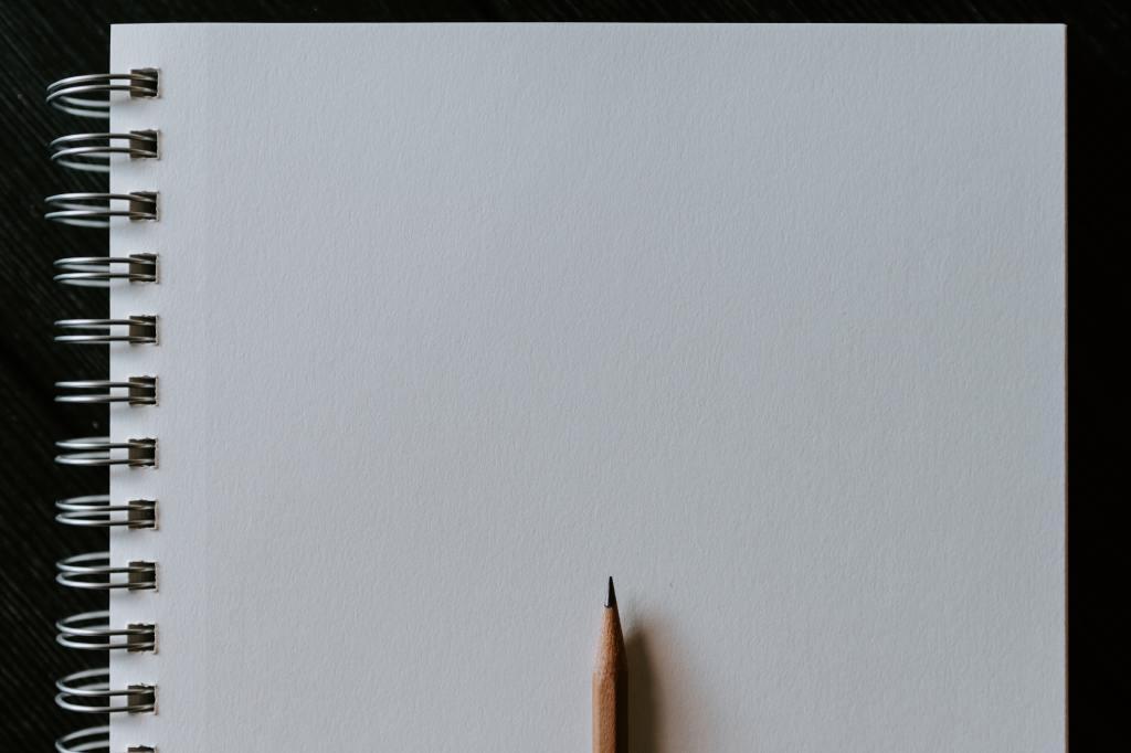 Síndrome de la página en blanco.